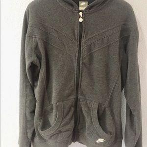 Super soft Nike zip hoodie!